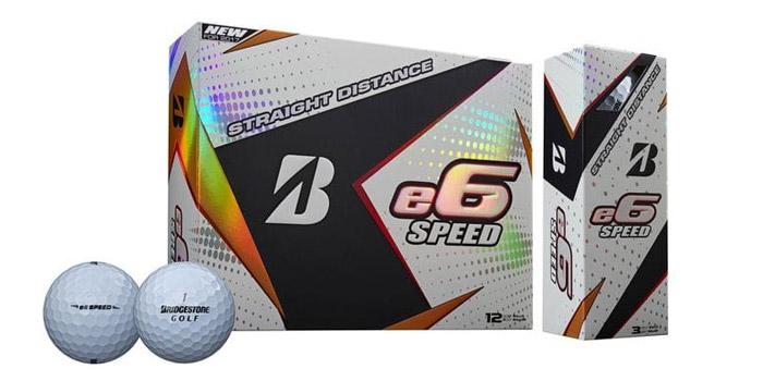 balles de golf e6 speed
