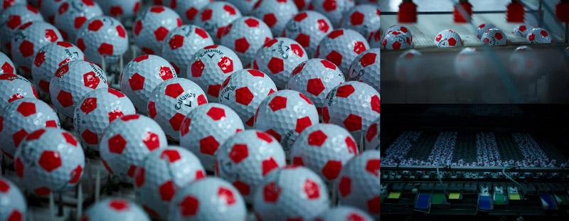 balles de golf chrome soft 18 truvis