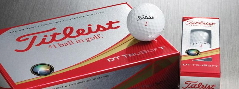 balles de golf titleist de trusoft