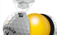 Balles de golf Hex warbird
