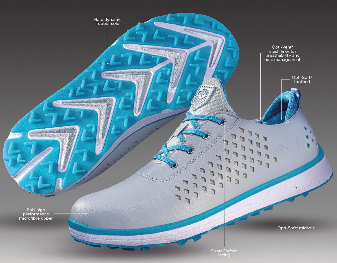 CALLAWAY - Chaussure femme Halo Diamond 2020