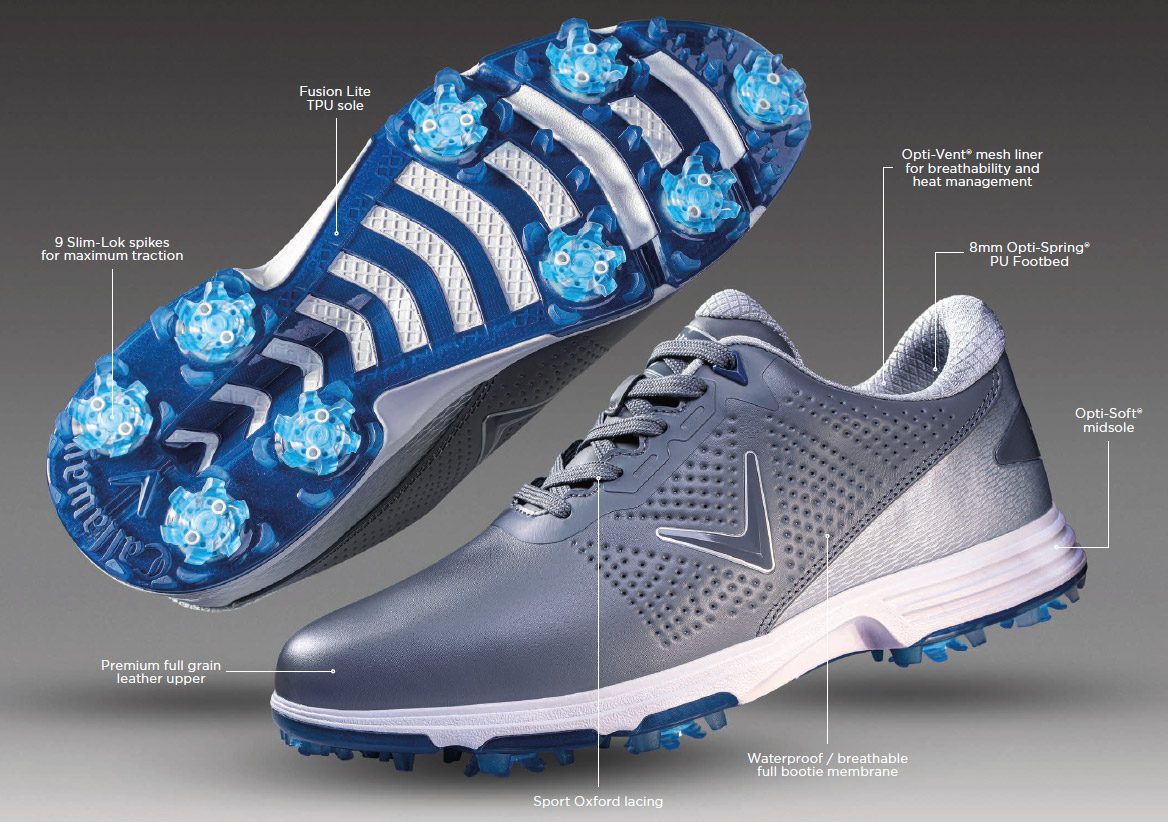 CALLAWAY - Chaussure homme Apex Coronado S 2020 (M580-10)