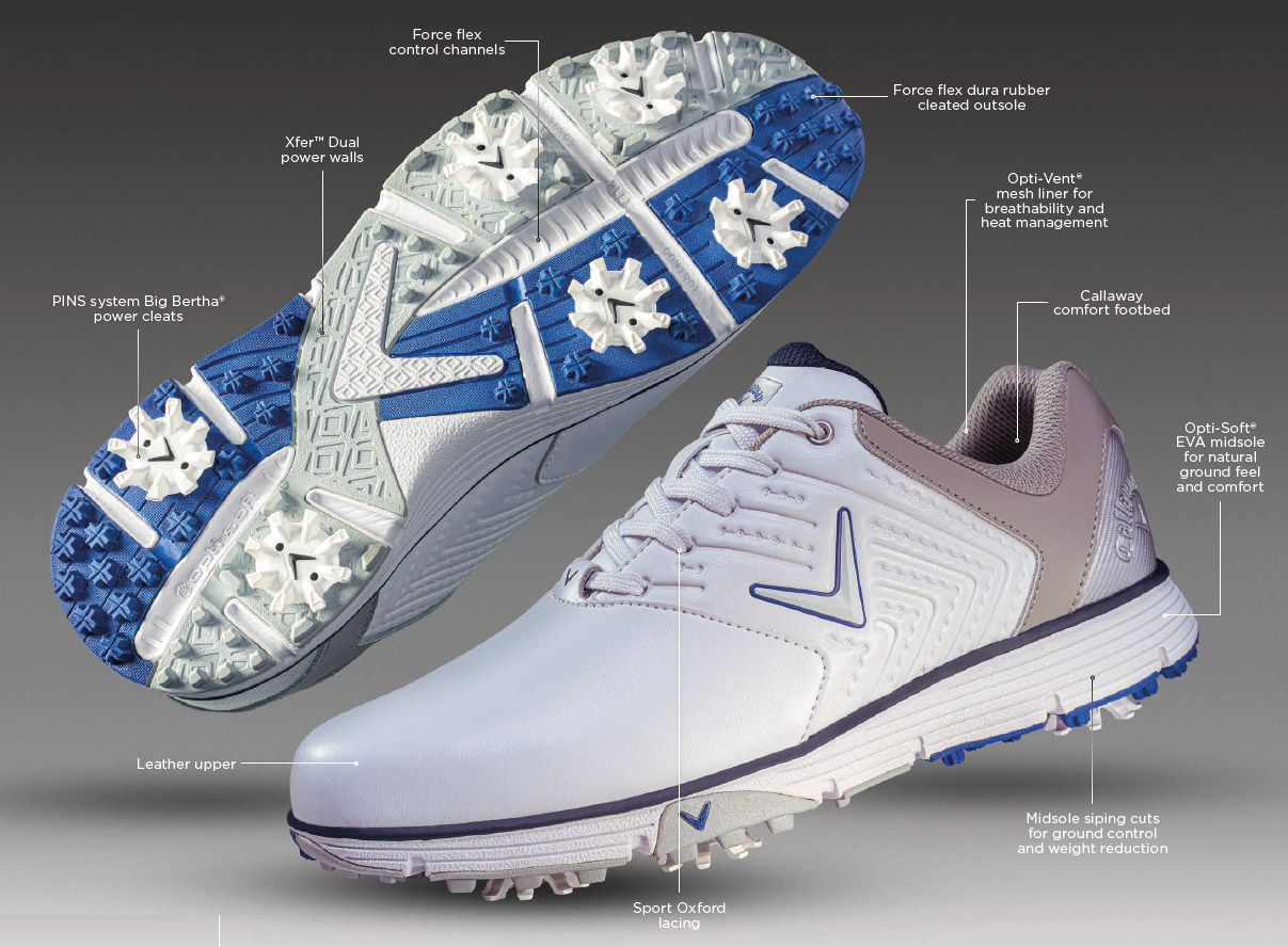 CALLAWAY - Chaussure homme Chev Mulligan S 2020