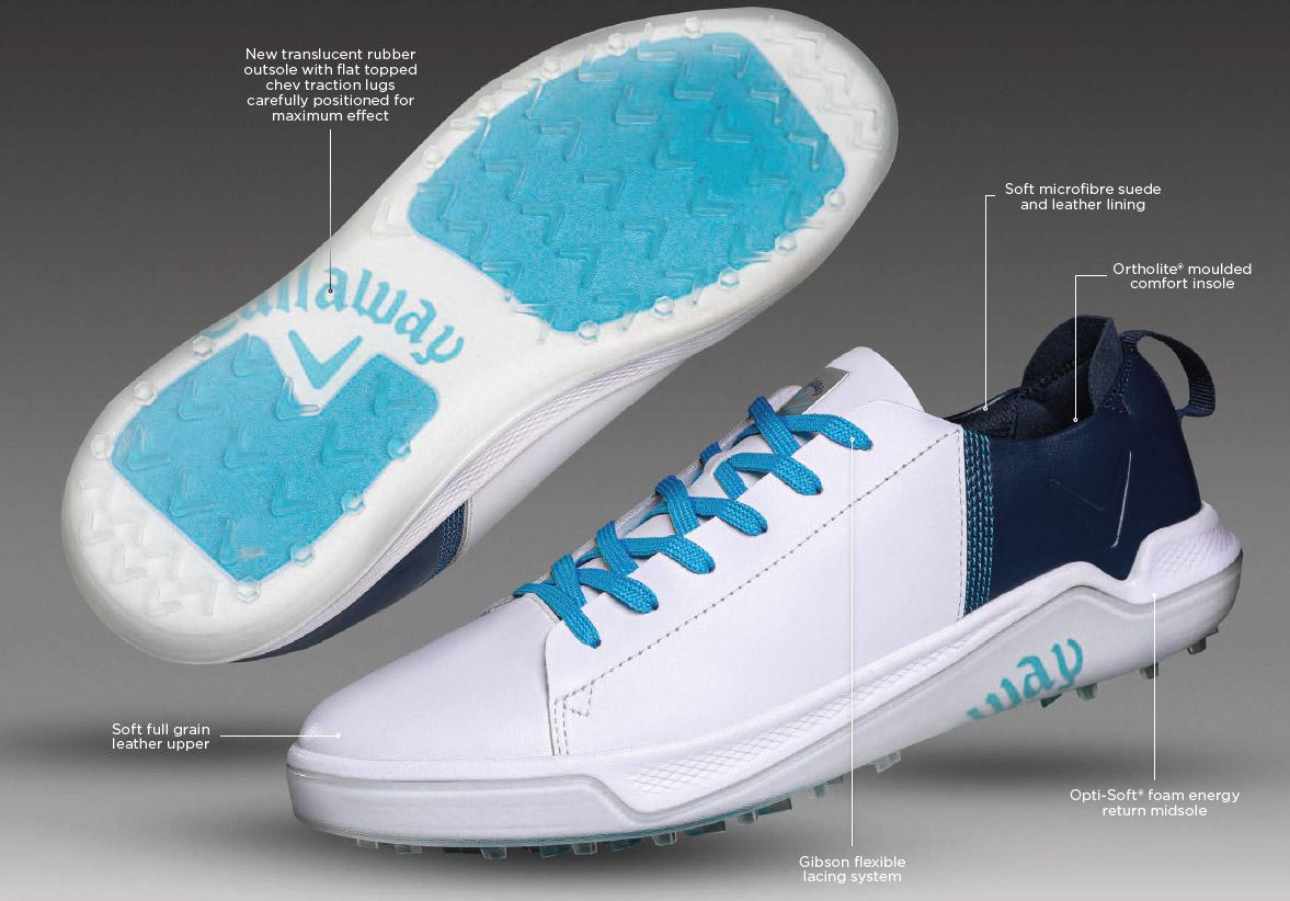 CALLAWAY - Chaussure homme Laguna 2020 (M584-10)