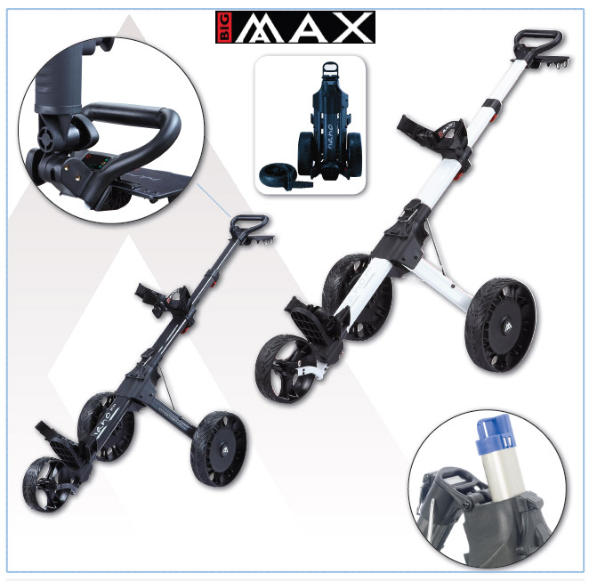 chariot bigmax nano
