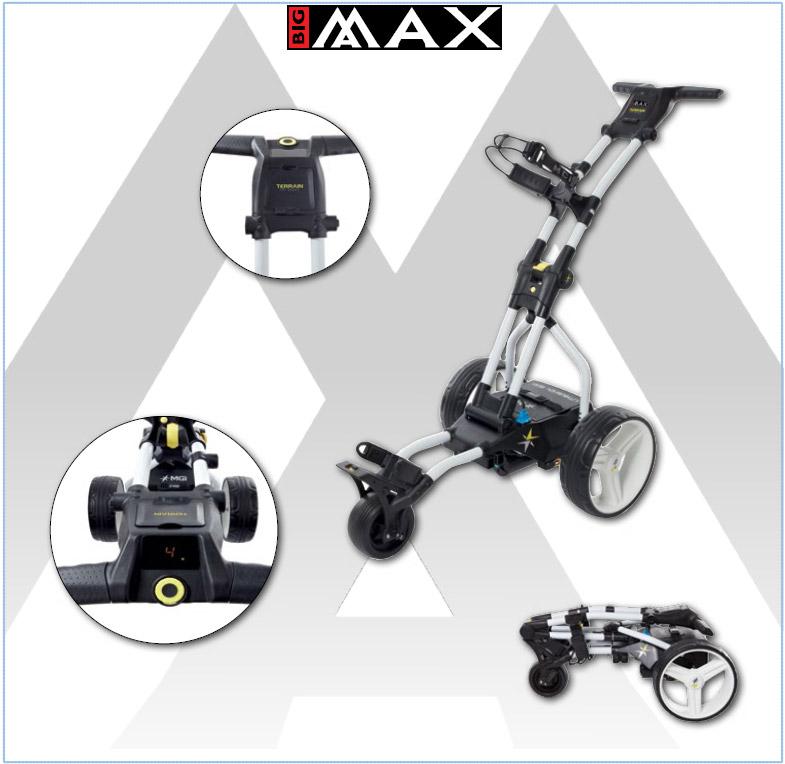 chariot big max terrain brake