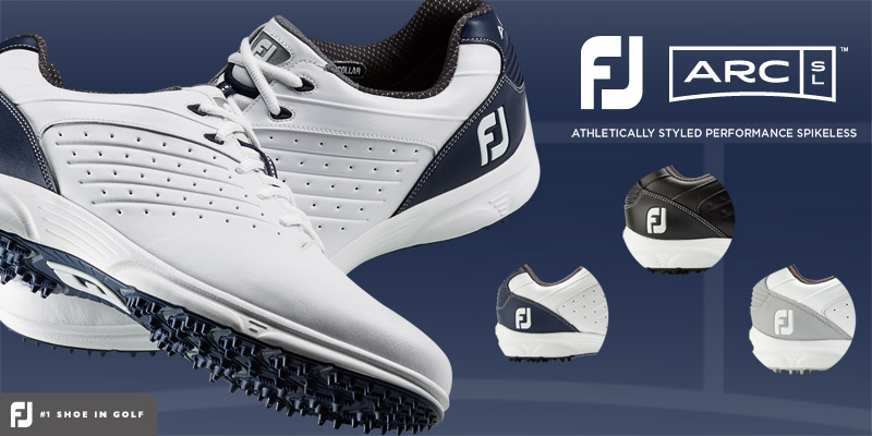 chaussures arc sl footjoy 2018