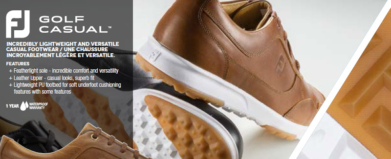 chaussures golf casual 2015