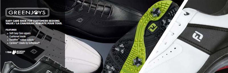 chaussure greenjoys footjoys