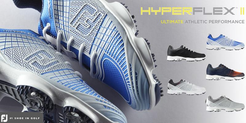 chaussures de golf Footjoy Hyperflex