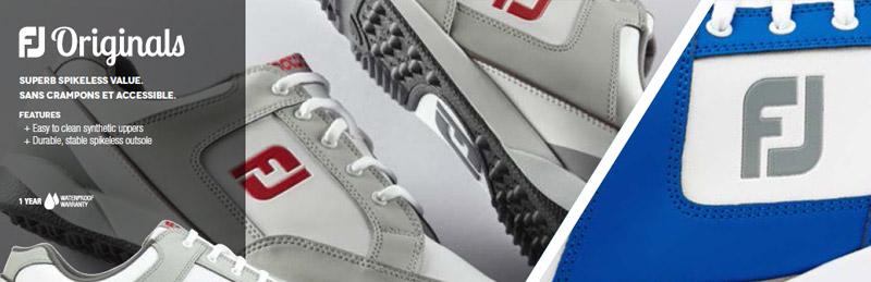 chaussure footjoy originals spikeless