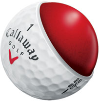 balles de golf callaway Big Bertha Diablo