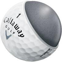 balles de golf callaway Warbird Plus