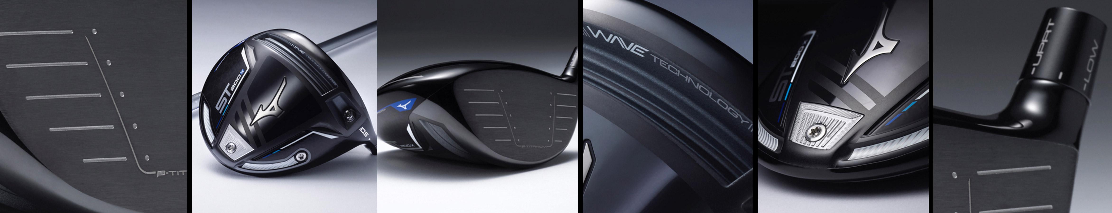 Driver ST200X Mizuno Golf