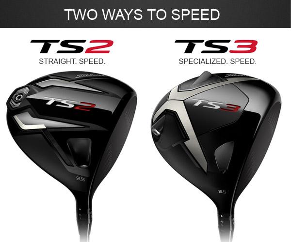 ts2 ts3 titleist driver golf