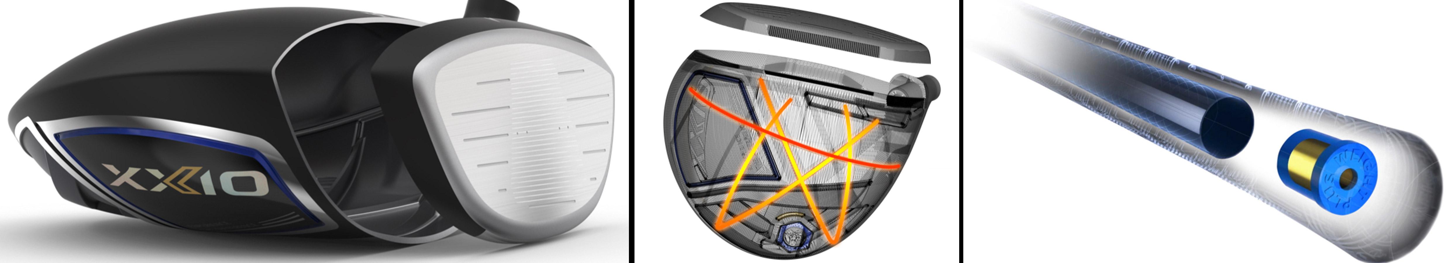 Driver Eleven XXIO Golf