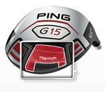 driver ping g15