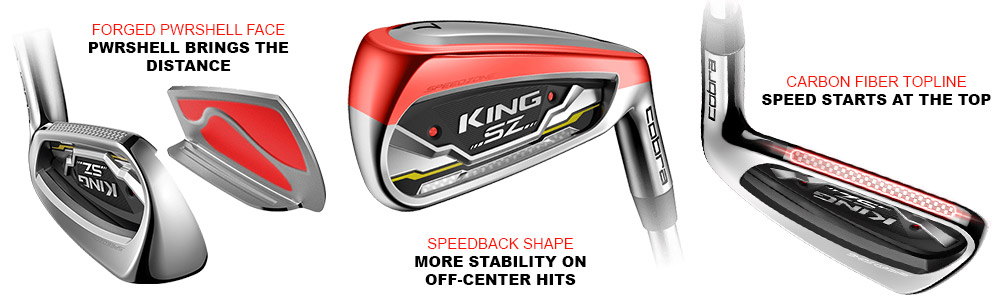 fers speedzone cobra golf 2020
