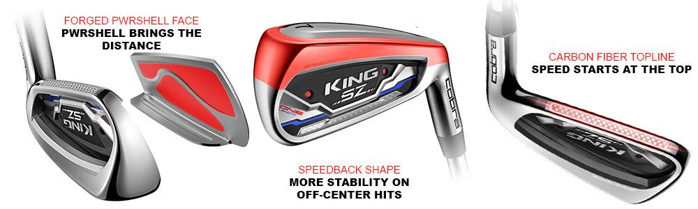 fers speedzone one length cobra golf 2020