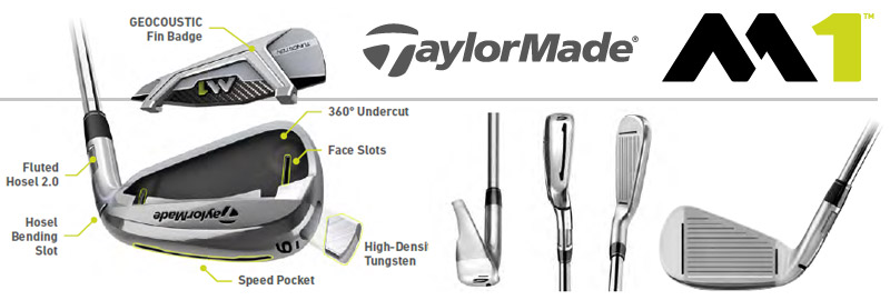 Fers M1 2017 taylormade