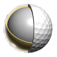 Balles de golf JPX Mizuno Golf 2015