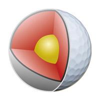 Balles de golf MP-S Mizuno Golf 2015