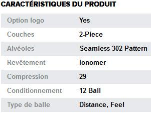 Balles DX2 Soft Wilson 2015