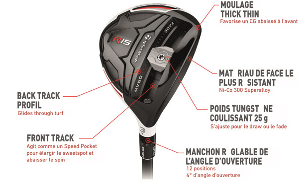bois taylormade r15