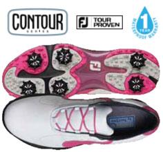 Chaussure femme Contour Footjoy 2015