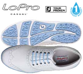 Chaussure femme LoPro Casual Footjoy 2015