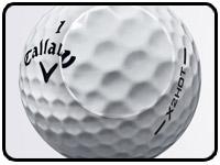 callaway balles dx2 dz