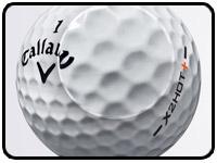 callaway balles dx2 + dz