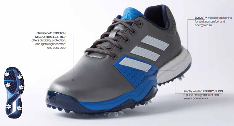chaussures de golf adipower boost 3 adidas