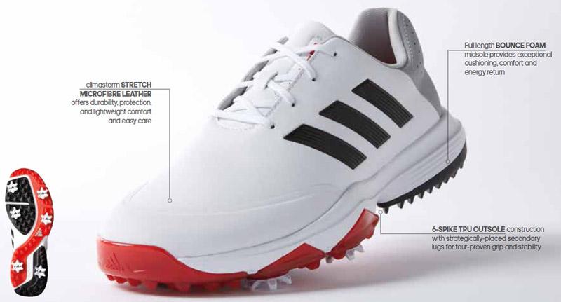 chaussures de golf adipower bounce adidas golf