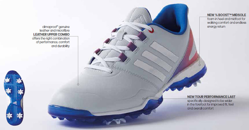 chaussure femme adipower boost 3