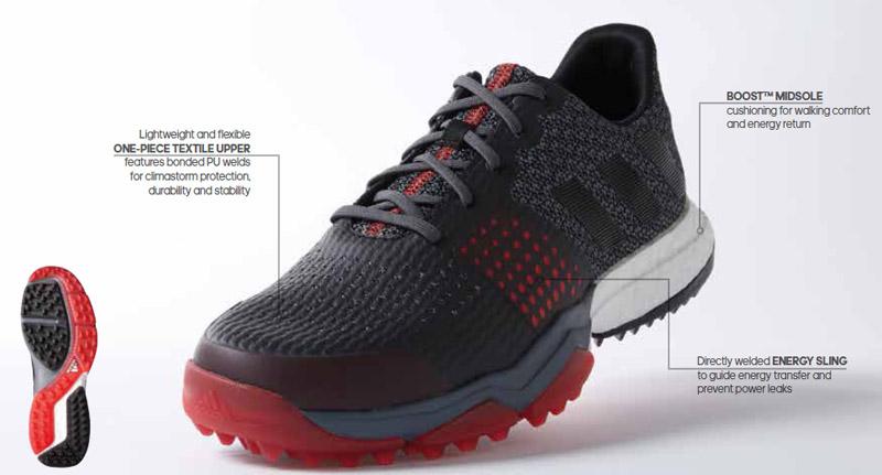 chaussures de golf adipower sport boost 3 2017