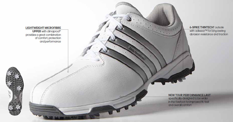 adidas golf traxion 360