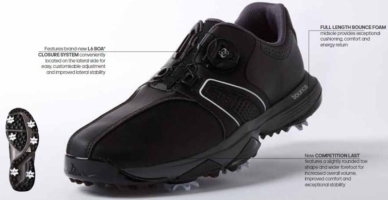 chaussure traxion 2017 adidas golf