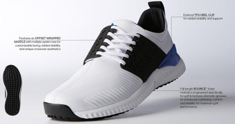 Chaussure Adicross Bounce Leather Adidas 2018