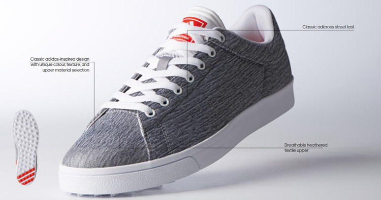 Chaussure Adicross Classic Textile Adidas 2018
