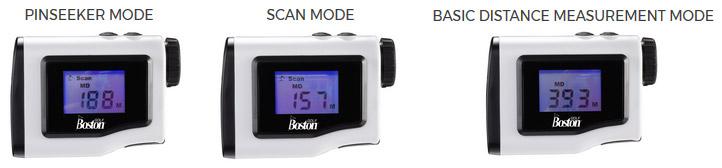 Telemetre Laser LCD Boston Golf