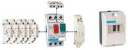 Photo explicative du disjoncteur magnéto-thermique TM2
