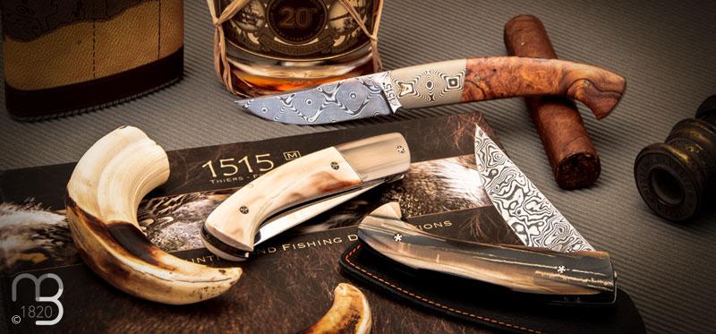 Couteau 1515 Manu Laplace