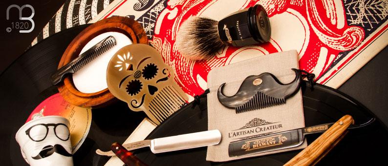 Peignes à barbe - Artisan créateur