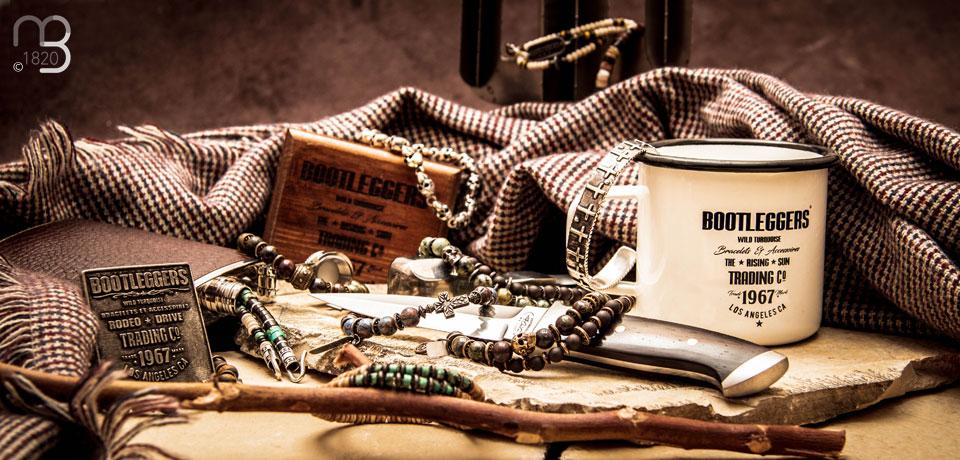 Bracelets Bootleggers Wild Turquoise - couteaux-berthier.com