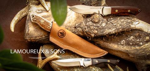 Couteaux Lamoureux and Sons - couteaux berthier.com