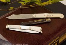 COUTEAU MATHIEU HERRERO - couteau de collection - couteau berthier.com