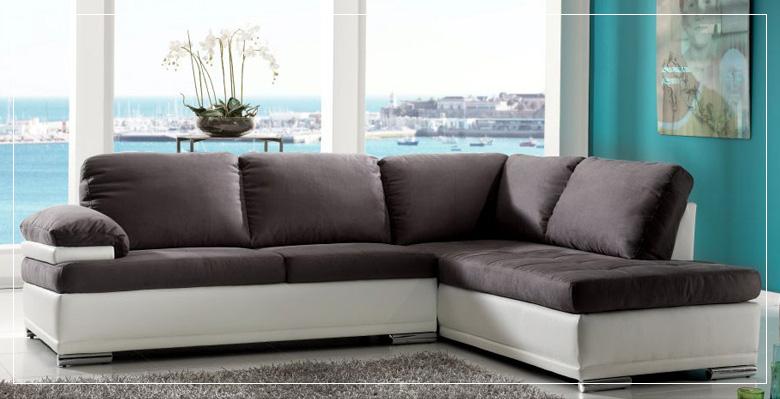 canapé d'angle meridienne