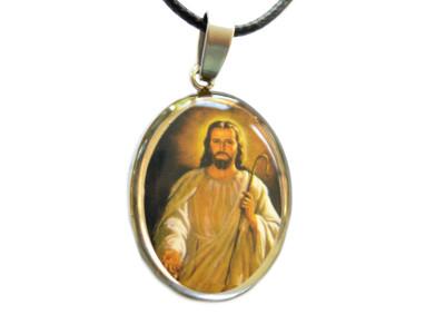 médaille jesus