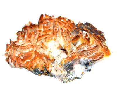 vanadinite pierre brute